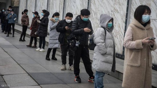 الصين تعود للإصابات...