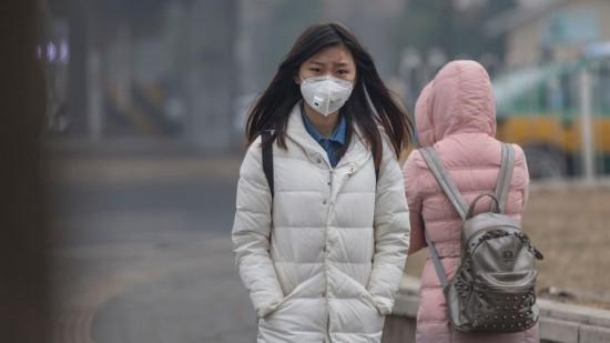 تلوث الهواء يسبّب...
