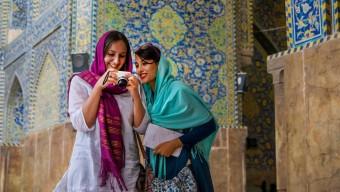 كل ركن في إيران مختلف.....