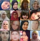 17 من النساء.. 96 ضحية...