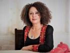 الكاتبة الفلسطينية...