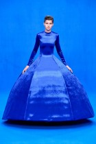 صور|الأزرق الكلاسيكي...